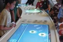 Digital signage and Multitouch