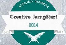 Creative JumpStart 2014 / by Nathalie Kalbach
