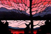 Art | Paintings / Canvas Art Paintings in acrylic or watercolor.   Buy online at www.ArtByAlisonNewth.com. Like at www.facebook.com/ArtByAlisonNewth