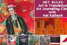 Learn From Me - In Person Workshops / by Nathalie Kalbach