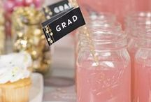 Graduation Party Ideas: Sequin-Inspired / Get inspired with this sequin-themed graduation party. We focus on graduation party ideas that will help you plan the exciting day!  / by Pear Tree Greetings