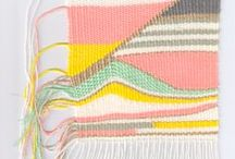 DIY: Weaving & Macramee