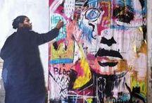 CJS Basquiat / by Nathalie Kalbach