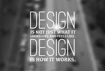 Lettera G loves design (quotes)