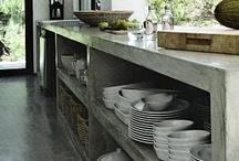 mariposas kitchen / Mexican Modern meets Handmade Eco Jungle.  / by Karin Onsager-Birch