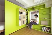 architecture  / dormroom  / by Karin Onsager-Birch