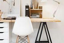 Interiors // Workspace