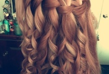 health, hair, makeup & styles  / by Stephanie Gunderson
