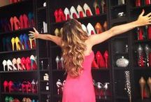 Shoes Fabulous Shoes! / A little shoe inspiration because a lady can never have too many shoes!