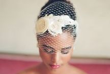Accessories / Beautiful accessories to complete your wedding look