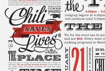 In love with typography