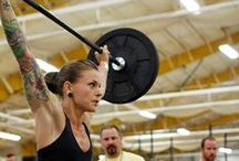 CrossFit Fierce / This board is dedicated to CrossFit inspiration! / by Ericka Andersen