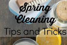 Cleaning Tips, Tricks & Hacks