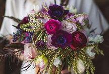 Wedding // Color / Purple & Platinum