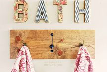 Home Decor / Farmhouse style, chubby chic, modern, and rustic decor