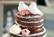 Wedding Cake & Topper Ideas