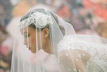 Veils   Sheer Elegance / A selection of beautiful veils.