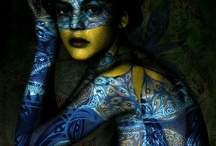 Body Art / by Amelia Armadillo