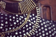 WACKY BLACKS / Trinket bag brings you a fabulous range of trendy 'Jewelled Collars'. Flaunt them in the day, or flash them at the night, they can be your wacky gateway to glam. One for every mood & every girl.