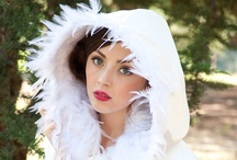 Baby it's Cold Outside / Keeping warm and staying stylish on your wedding day.