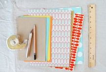 ART JOURNAL... handmade / Hand make your journals...here's how: / by CherieLenore