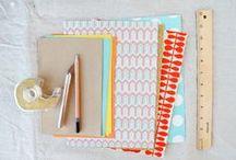 ART JOURNAL... handmade / Hand make your journals...here's how: / by CherieLenore