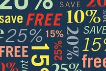 Freebies and Deals / Use these free offers and deals to stretch your budget. / by Erin Huffstetler