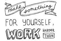 Inspiring quotes / by Carol Hoffmann