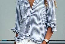 Spring/Summer Style / by Sandy Wagner