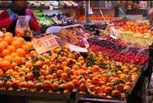 Spanish Food Markets / by Spanish ThymeTraveller