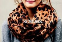Scarves...Wrap it up! / by Sandy Wagner