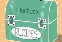 Back-to-School / Here are free printables, projects and lunchbox recipes to help you get ready for another school year.