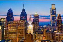 City of Brotherly Love / Philadelphia, PA / by Devon Renzi