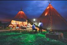 Tipi Weddings and Events