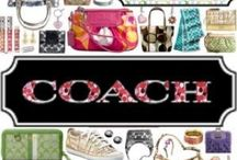 Love me some Coach purses! / by Sherri Webster