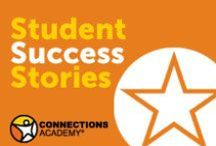 Student Success / Meet some of the many students who are succeeding in school and in life with Connections Academy, including Connections Academy graduates who are thriving in college, the work force and beyond!  / by Connections Academy