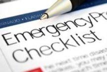 Organize for Emergency Preparedness / Organize to prepare for emergencies & natural disasters | preparedness | prepping | emergency information | vital records