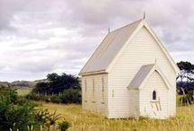 Lil CoUnTRy ChUrCh / The pure and simple elegance of that peaceful little chapel bursting in song... / by .~*JaN REicHaRd*~.