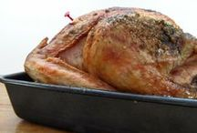 Thanksgiving / Everything you need to pull off Thanksgiving dinner -- recipes, substitutions and more.