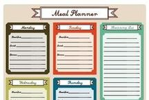 Meal Planners / by Erin Huffstetler