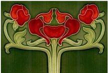 Tattoo Inspiration: Floral Nouveau / by Amelia Armadillo