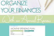 Organize Your Money