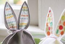 Páscoa / Ideias de decoração, artesanato e muito mais para o feriado mais gostoso do ano: a Páscoa!