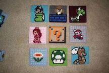 Crafty Project Ideas / by Dana Grothaus - Wife.Mom.Vegan