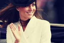 Catherine Middleton / by Briana Burns