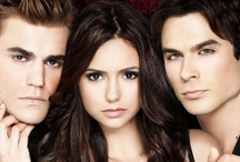 The Vampire Diaries / by Alex