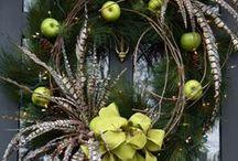Wreaths / . / by Sheri Orrico