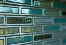 ~ Glass and Ceramic Tile ~ / by Jan Henderson