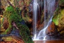 ~ Waterfalls ~ / by Jan Henderson