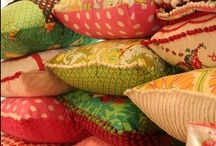~ Pillows and Blankets ~ / by Jan Henderson